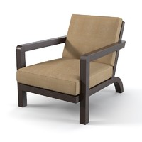 Flexform Lounge Low Club Chair