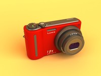 Panasonic Lumix DMC-TZ7-K
