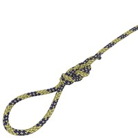 climbing rope with knot