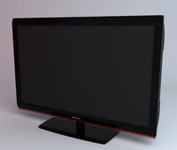 3d samsung lcd tv le32b530 model