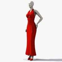 ManikinF Dress