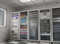 server racks 3d model