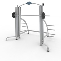 Smith Machine A983_FBX