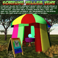 FortuneTellerTent
