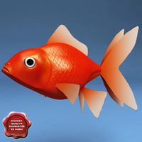3ds gold fish