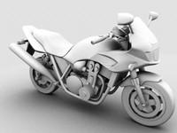 maya honda cb1300 motorcycle