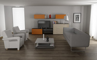 3ds max living room 01c