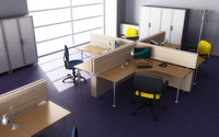 Office Interior 01C
