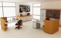 Office Interior 03A