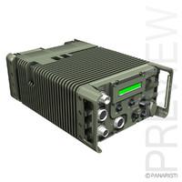UHF Military data radio