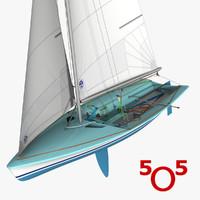 3d 5o5 class