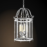 classic lantern pendant 3d max