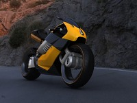 motorcycle concept 3ds