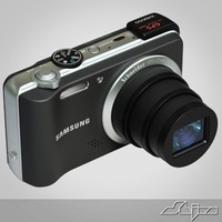3d model samsung digital photo
