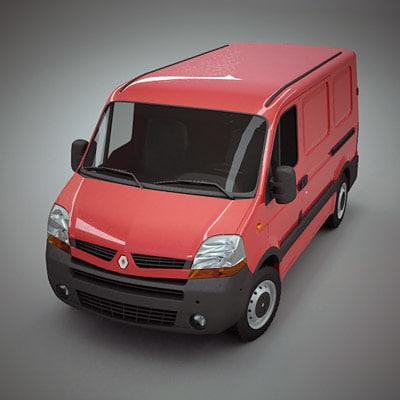 Master - Short Van 09/10