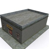 building 026 - textured