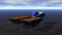 free 3ds mode hovercraft racer