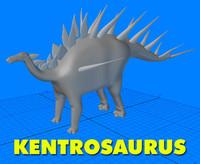 Kentrosaurus Dinosaur