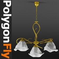 lamp 03 3d model