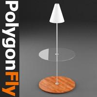 lamp 22 3d max