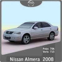 2008 Nissan Almera
