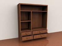 bookcase_003_Maya_mb.zip