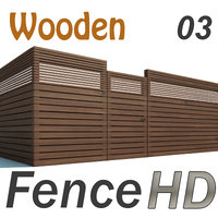 Fence Wooden Fencing