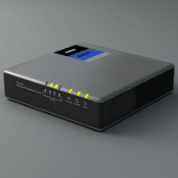 Router Modem Linksys