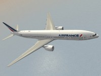 B 777-300 ER Air France new colors