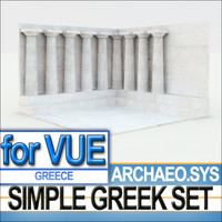 Simple Greek Environment