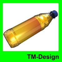 PET Soda Bottle