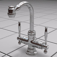 Medallion Traditional Bar Faucet
