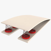 gymnastics vaulting table 3ds