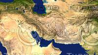max iran maps