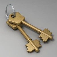 house lock key max