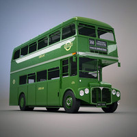 Routemaster Green Line