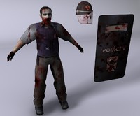 maya zombie