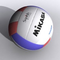 volleyball - textured