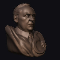 Aliyev Bust