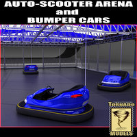 Auto-Scooter and Bumper Cars Collection