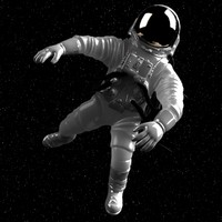 astronaut astronaught 3d 3ds