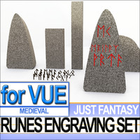 Runes Engraving Set