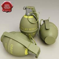 M26 Frag Grenade