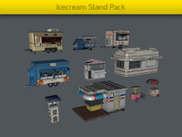 Ice Cream Stand Pack