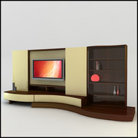 TV / Wall Unit Modern Design X_17