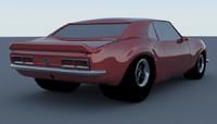 1968 camaro hotrod