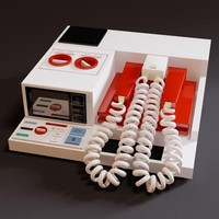 obj defibrillator portable