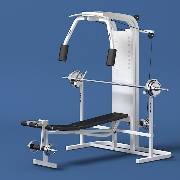 kettler delta 300 gym machine  fitness centre home training.jpg