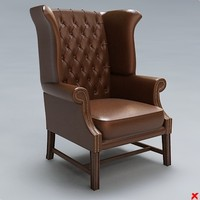 Lounge chair017.ZIP