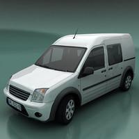 Pickup Van 1